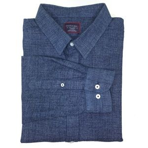 UNTUCKiT Wrinkle Free Veneto Slim Fit Button Down